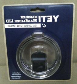 Orginal Genuine Yeti Rambler 20oz Tumbler Magnetic Lid / MAG