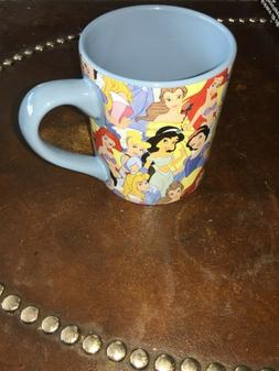Disney Princess Coffee Tea Ceramic Mug 20oz New