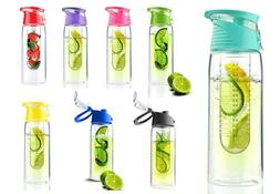 ASOBU Pure Flavour 2 Go Reusable Fruit Infuser Infusion Wate