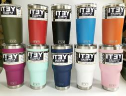 YETI Rambler 20 OZ 30 OZ Tumbler with Mag Slider Lid All Col