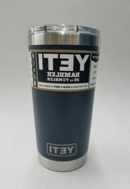 YETI Rambler 20 oz. Insulated Tumbler Navy