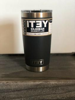 YETI RAMBLER 20 oz. TUMBLER  WITH MAGSLIDER LID STAINLESS ST