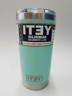 rambler 20 oz tumbler mug slider lid