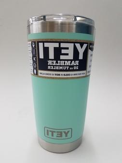 YETI RAMBLER 20 OZ TUMBLER - Mug Slider Lid Included