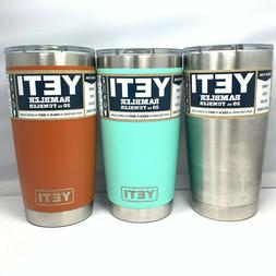 YETI Rambler 20 OZ Tumbler with MagSlider Lid *Pick Your Col