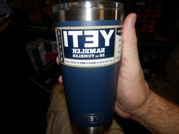 YETI Rambler 20 oz Vacuum Insulated Tumbler w/ Magslider Lid
