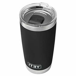 Rambler 20oz Tumbler, Stainless Steel, Vacuum Insulated with