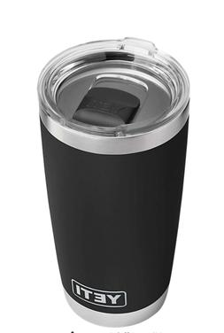 Yeti Rambler 20oz Tumbler Cup With Magslider Lid Harbor Any