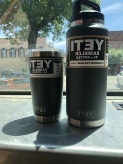 Yeti Rambler 20oz Tumbler With Mag Slider Lid - Charcoal And