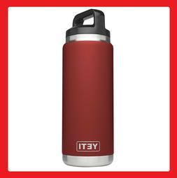 YETI Rambler 26oz Vacuum Insulated Stainless Steel Bottle wi