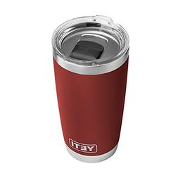 YETI Rambler 20 oz Stainless Steel Vacuum Insulated Tumbler,