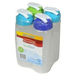 Rubbermaid 20-Ounce Refill Plastic Bottle