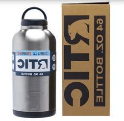 RTIC 36oz 64oz Bottle Rambler Hot Cold Drink Travel Coolers