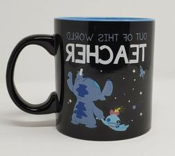 *Disney's Stitch & Scrump Out of This World Teacher 20 oz Bl