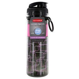 Rubbermaid Design Series Hydration 20 oz. Reusable Water Spo