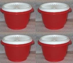 Tupperware Servalier Bowl 20oz Set of 4
