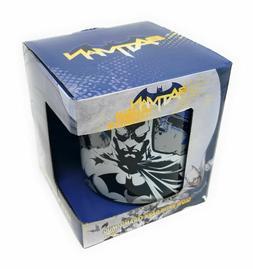Silver Buffalo BN110434D DC Comics Batman Splatter Glow in t