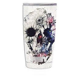 Skin Decal Vinyl Wrap  for Yeti 20 oz Rambler Tumbler Cup /