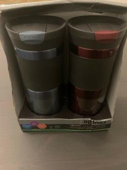 Contigo SnapSeal Byron Travel Mug Stainless Steel, Grayed Ja