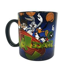 Space Jam 20oz Jumbo Ceramic Mug Coffee Bugs Bunny Daffy Duc