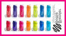 Blender Bottle Sport Mixer 28 oz or 20 oz smart SHAKER LARGE
