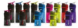 Sport Mixer Blender Bottle  Protein Shaker Cup 28 / 20 OZ Bl
