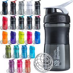 Blender Bottle SportMixer 20 oz. Tritan Grip Shaker Sport Mi