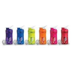 Blender Bottle 20 Ounce. Sportmixer Mini,  Unit of Asst Colo
