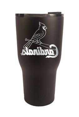 St. Louis Cardinals RTIC Laser Engraved 20 or 30 oz Stainles