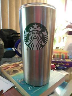 Starbucks Stainless Steel 20 oz Tumbler New