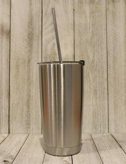 Stainless Steel 20oz Tumbler Dual Wall Insulated Travel Mug