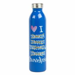 Stainless Steel 20oz Water Bottles - Choose Style