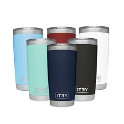 YETI Stainless Steel Rambler Tumbler 20 oz YETI Cup YETI The