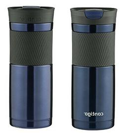 Stainless Steel Travel Coffee Mug Leak Proof Thermal Insulat