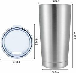 Stainless Steel Tumblers Bulk 20oz Double Wall Vacuum Insula