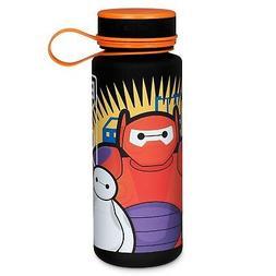 Disney Store Big Hero 6 Baymax Water Bottle 20oz Drink Cup N