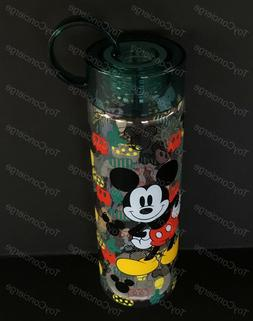 DISNEY STORE Water Bottle 2016 MICKEY MOUSE Acrylic PLASTIC