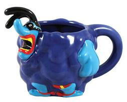 The Beatles Yellow Submarine Blue Meanie Sculpted Ceramic 20