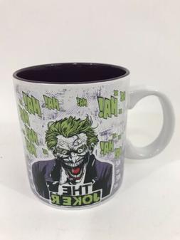 The Joker DC Comics 20oz Jumbo Ceramic Mug Batman