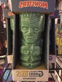 Geeki Tikis Monsters Frankenstein Mug Horror 20oz New Hallow