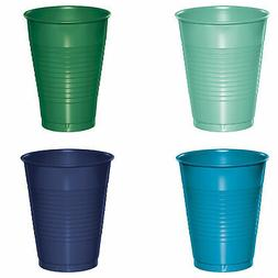 Creative Converting Touch of Color Plastic 16 oz Cups 20 Cou