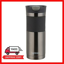 Travel Mug Contigo AutoSeal Lid Stainless Steel Coffee Tea H