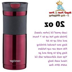 Travel Mug Stainless Steel Coffee Cup Tumbler Insulated Hot
