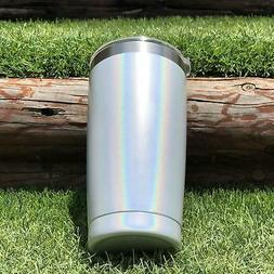 Travel Mug Stainless Steel Tumbler Coffee Vacuum Cup 20 oz S