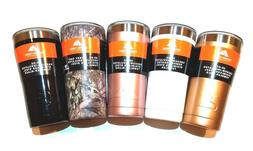 Ozark Trail Tumbler 20 oz Insulated Vacuum Metallic Stainles