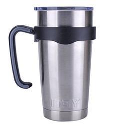 Tumbler Handle for 20 oz Yeti Rambler Cooler Cup, Rtic Mug,