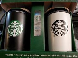 Starbucks Tumblers To Go 20 OZ Stainless Steel Vacuum Tumble