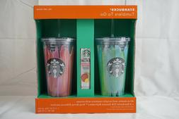 Starbucks Tumblers To Go 20 oz. Double-Wal Acrylic Cold Cup