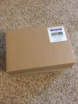 unopened box of 6 authentic peak purple