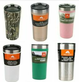 Ozark Trail Vacuum Insulate Tumbler Travel Cup Keeps Drinks
